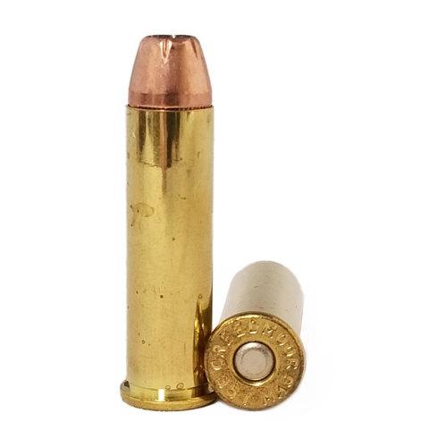 240 Ct 357 Mag 158 Gr XTP Creedmoor Pistol Ammo thumbnail