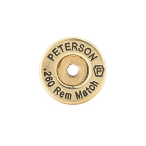Peterson Brass 260 Rem