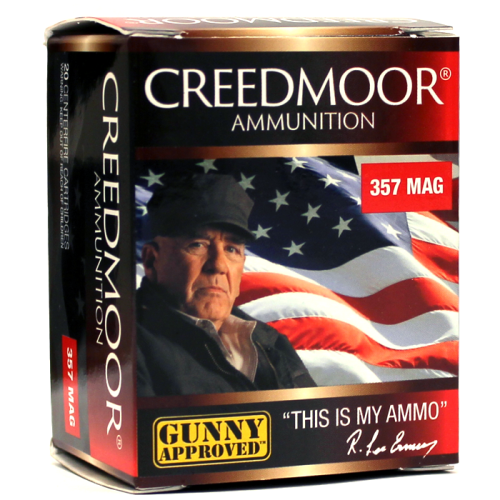 357 Magnum 125 Gr XTP Creedmoor Pistol Ammo