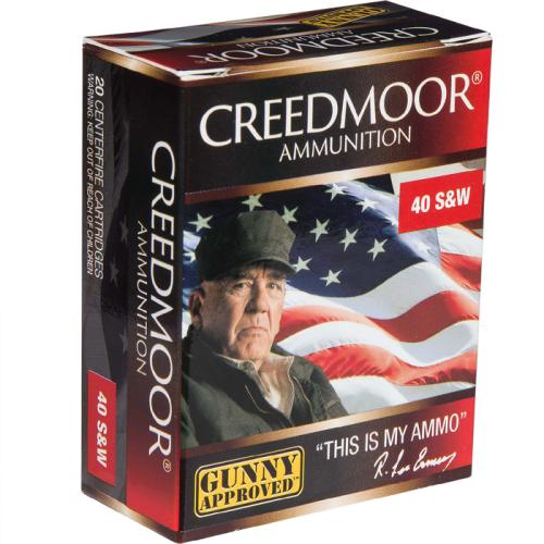 .40 S&W 155 Gr XTP Creedmoor Pistol Ammo