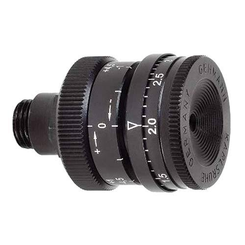 Gehmann 530 Rear Iris/aperature Diop  .5-3.0mm