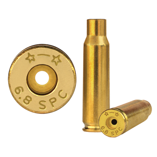 Starline 6.8 SPC Brass Cases