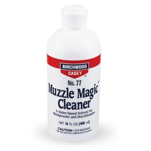 MUZZLE MAGIC NO. 77 BLACK POWDER SOLVENT