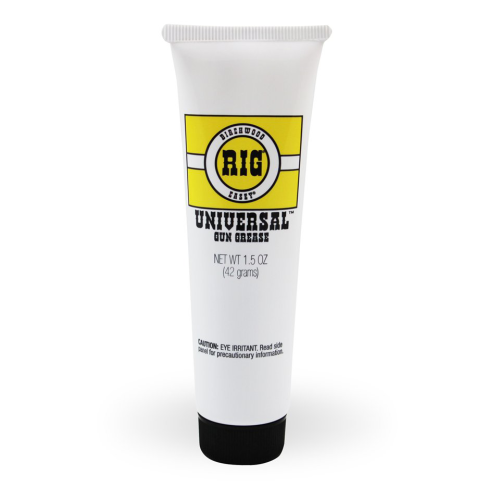 Rig Universal Gun Grease 1.5 Oz Tube