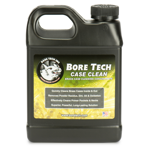 BORE TECH CASE CLEAN CARTRIDGE CLEANER, 32oz
