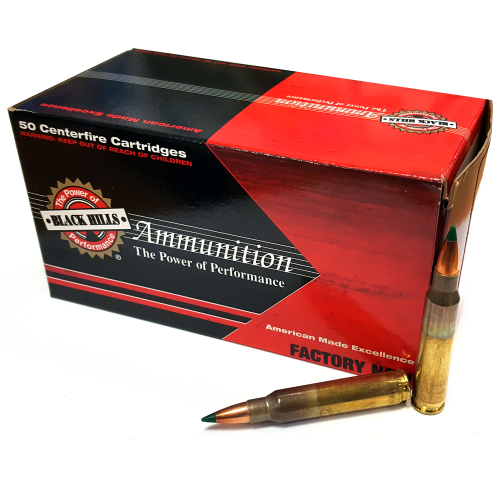 Black Hills 5.56 69 Gr TMK Ammunition
