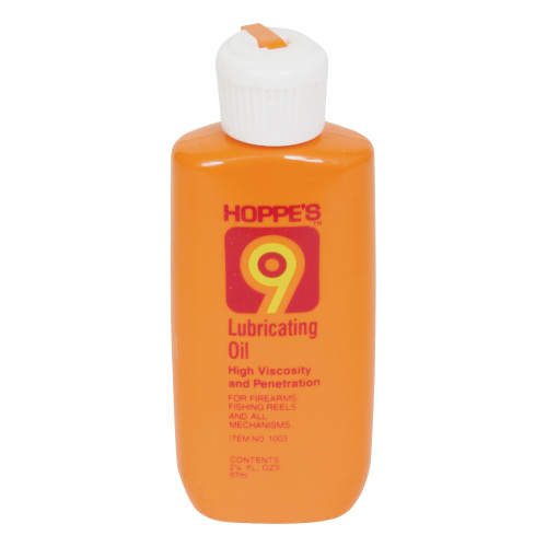 Hoppe's #9 Lube Oil 2.5 Oz.