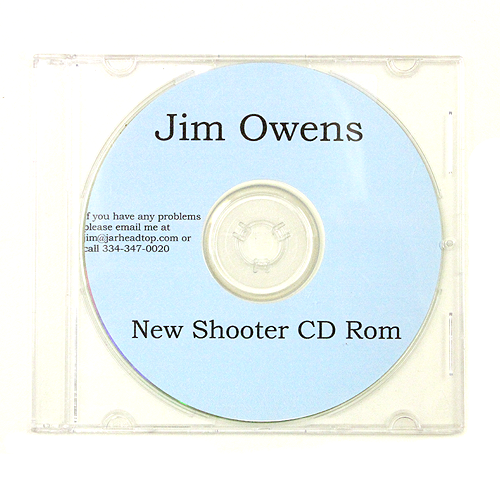 New Shooter CD-ROM Jim Owens