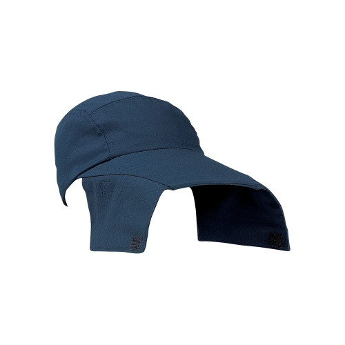 Blue Shooting Hat