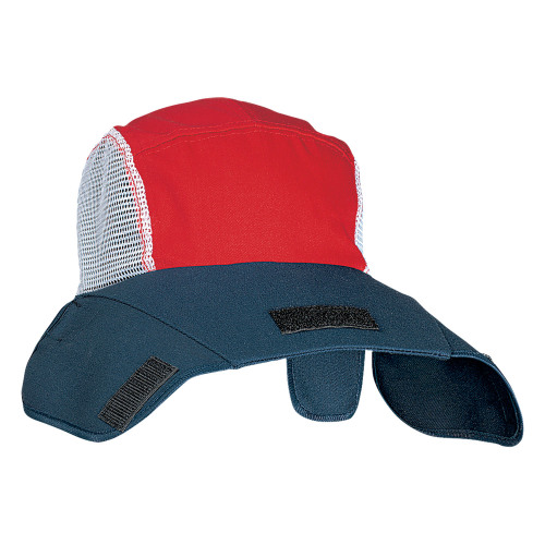 Deluxe Shooting Hat Red, White, Blue