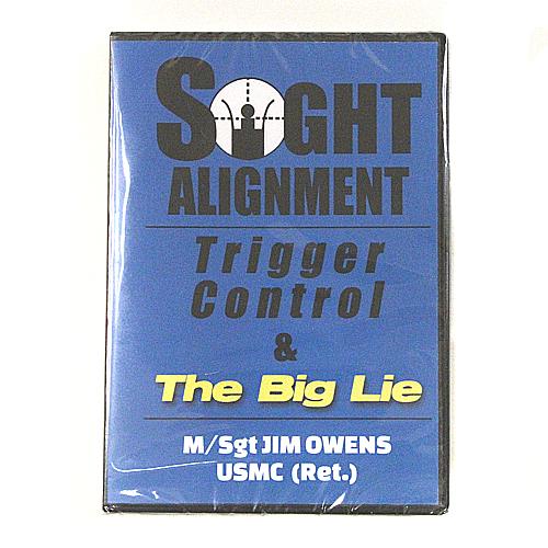 Jim Owens Sight Alignment Trigger Control & The Big Lie