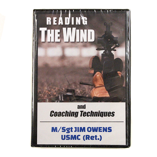 Jim Owens Reading The Wind & Coaching Techniques CD