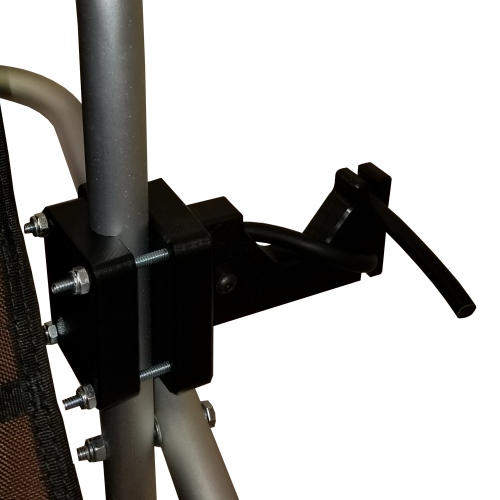 Vertical Rifle Rack For Cart Conversion Kit