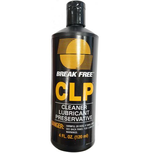 Break-free CLP 4oz Bottle