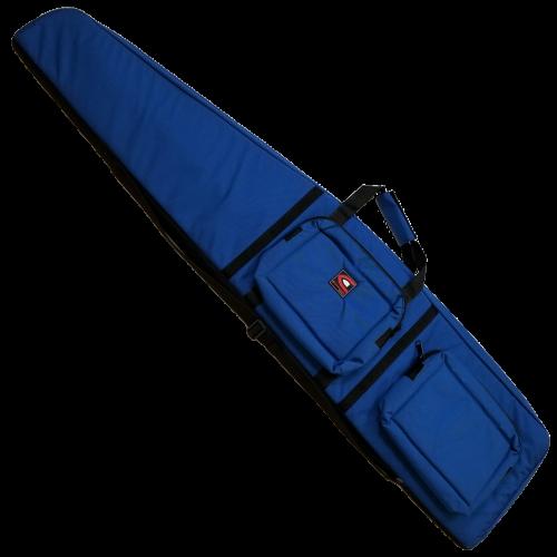 "Creedmoor Blue Deluxe 55"" or 60"" Rifle Case"