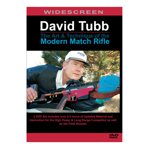 David Tubb: The Art & Technique of the Modern Match Rifle