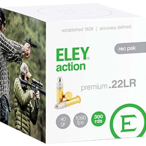 Eley Action Rec Pack .22 LR Ammunition