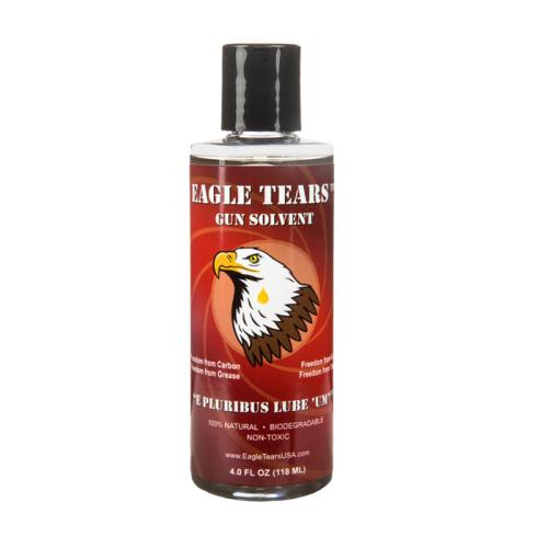 Eagle Tears Gun Solvent 4 Oz.