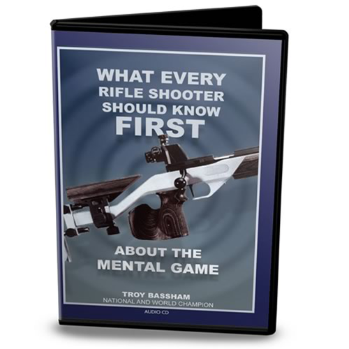 What Every Rifle Shooter Should Know First (Audio CD)