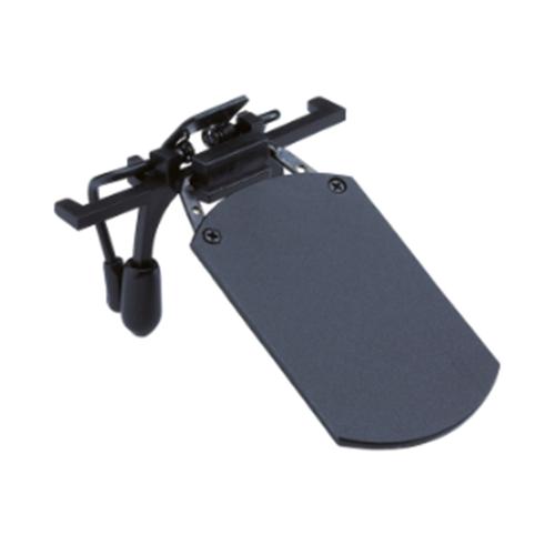 Gehmann Black Clip-On Eyeshiled 30mm