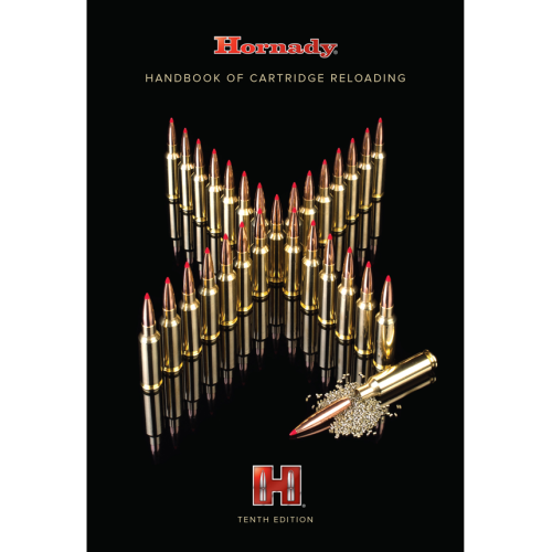 Hornady Reloading Handbook 10th Edition