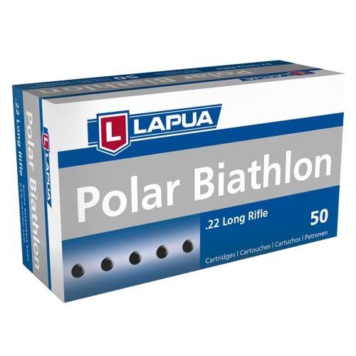 Lapua .22 LR Polar Biathlon Ammo