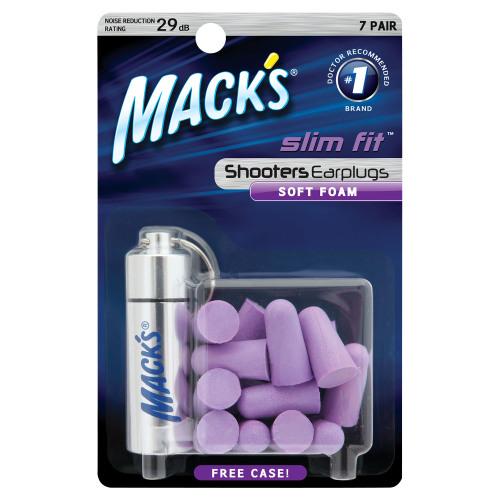 Mack's Shooters Slim Fit Earplugs