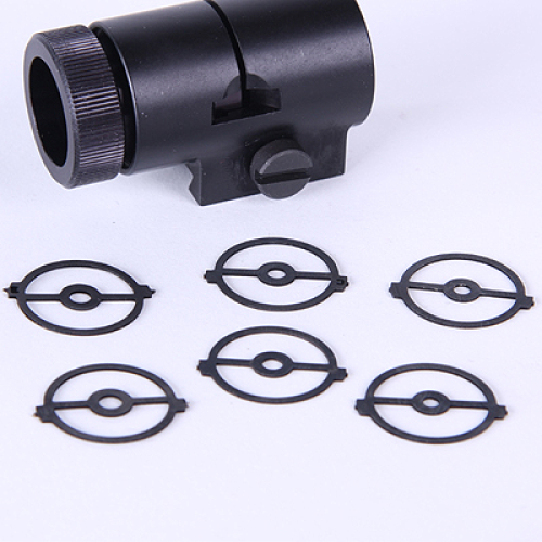 Mcs Metal 22mm Front Sight Inserts
