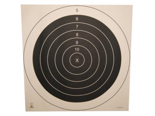 NRA 500 Yard Full Face Target