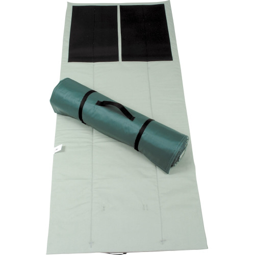 Creedmoor Roll Up Mat with Vinyl Bottom