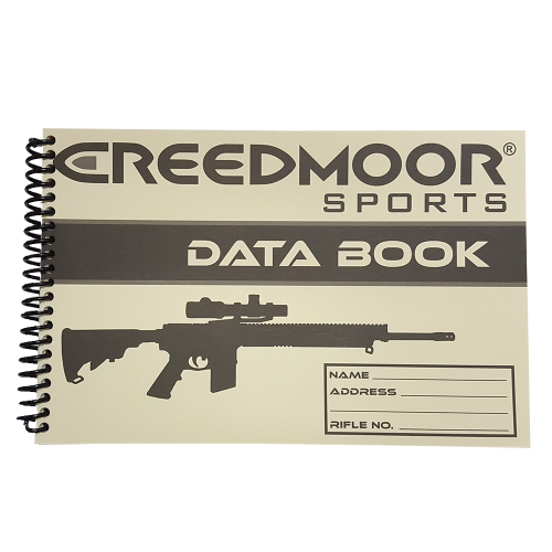 Rifle Data/Score Book