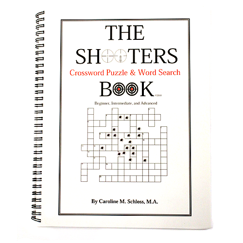 Shooters Puzzle Book