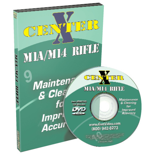 Center X M1A/M14 Rifle Maintenance & Cleaning