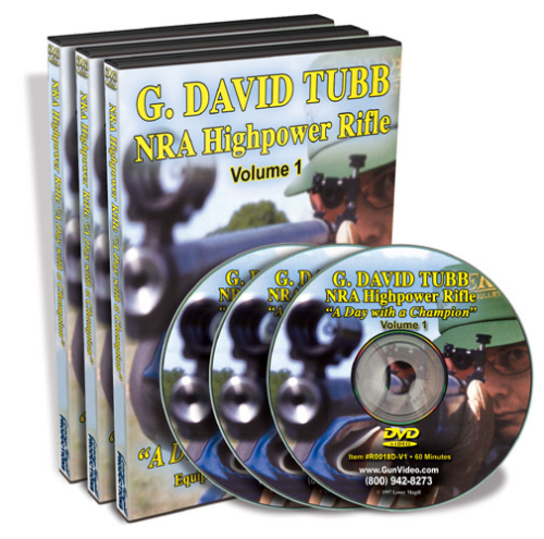 David Tubb - Day With A Champion (3 DVD Set)