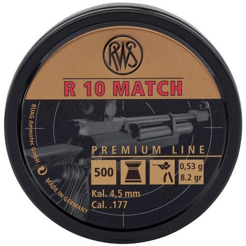 RWS R10 Pellets 4.51mm 53g .177