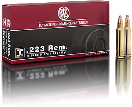 RWS .223 Rem TMS Ammunition