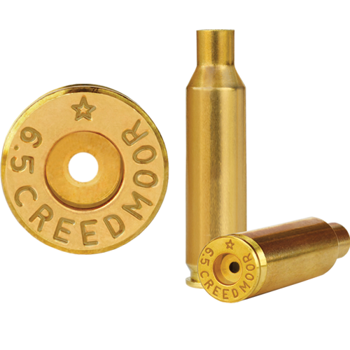 Starline 6.5 Creedmoor Brass Cases Large Pocket