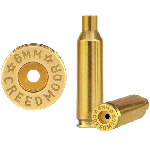 Starline 6mm Creedmoor Small Pocket Brass Cases
