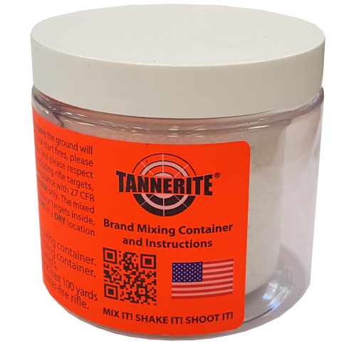 Single 1/2 Lb Exploding Tannerite Target