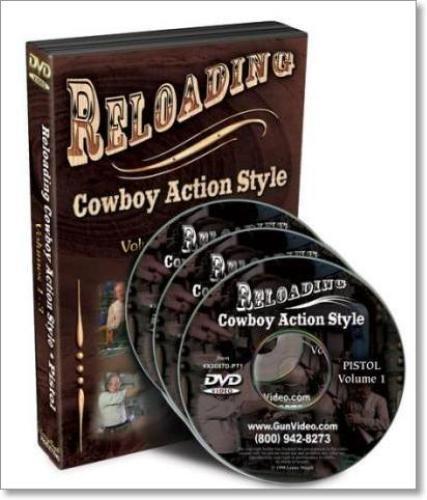 Reloading Cowboy Action Style: Volume 1 Pistol