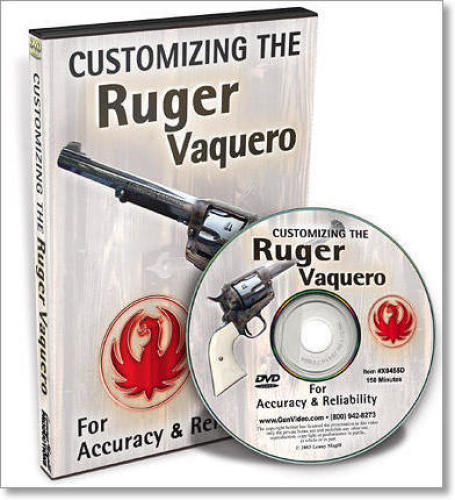 Customizing The Ruger Vaquero