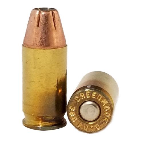 320 Ct 380 Auto 90 Gr XTP Creedmoor Pistol Ammo thumbnail