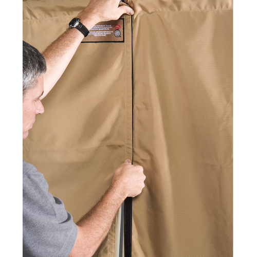 Large Curtain For Portable Air Gun Range