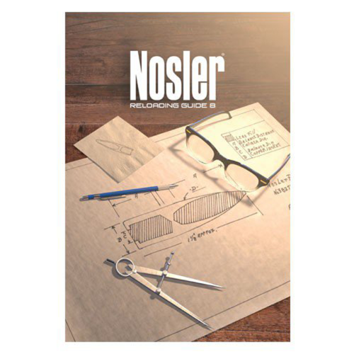 NOSLER RELOADING MANUAL #8