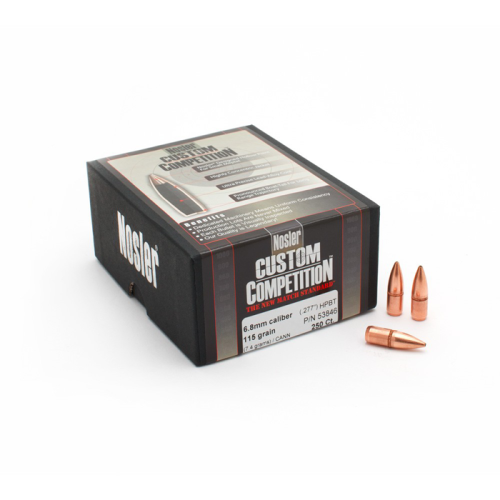 Nosler 6mm 105 Gr HPBT Bullets (100 Ct)