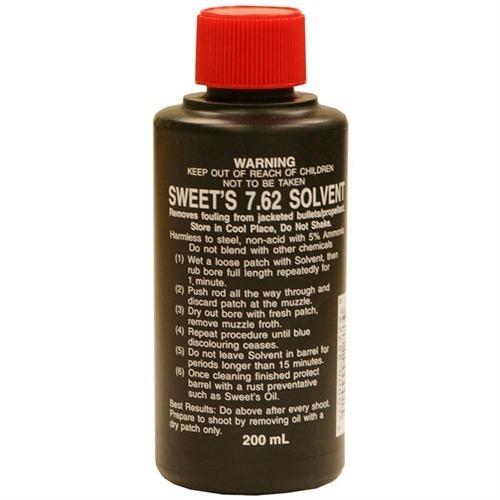 Sweet's 7.62 Solvent