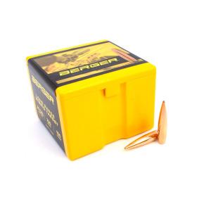Berger 30 Cal 220 Gr LR Hybrid Target Bullets 3