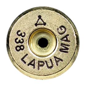 ADG 338 Lapua Magnum Brass