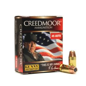.45 Auto 185 Gr XTP Creedmoor Pistol Ammo