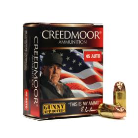 .45 Auto 230 Gr FMJ Creedmoor Pistol Ammo